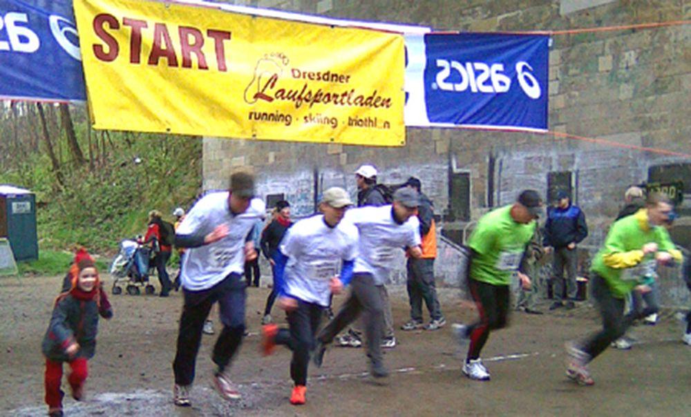 Start für die Mannschaft des Neustadt-Tickers
