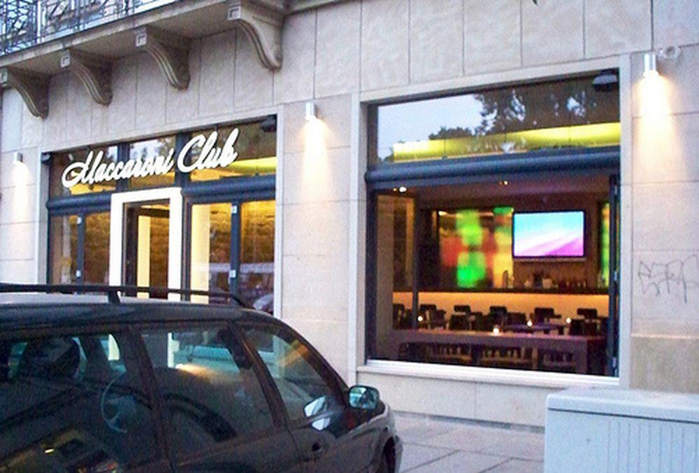 Maccaroni Club auf der Bautzner Straße 22