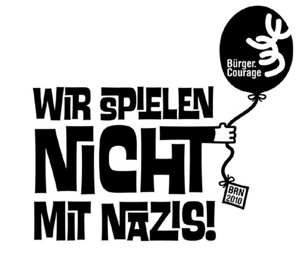 Luftballons von Bürger.Courage