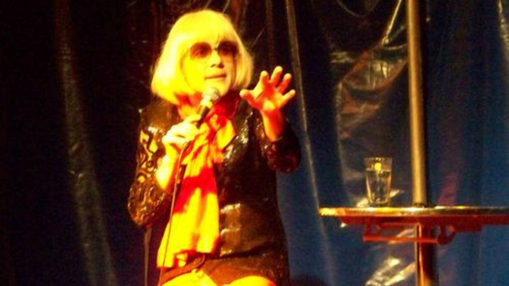 Irmgard Kneef, die wahre Diva