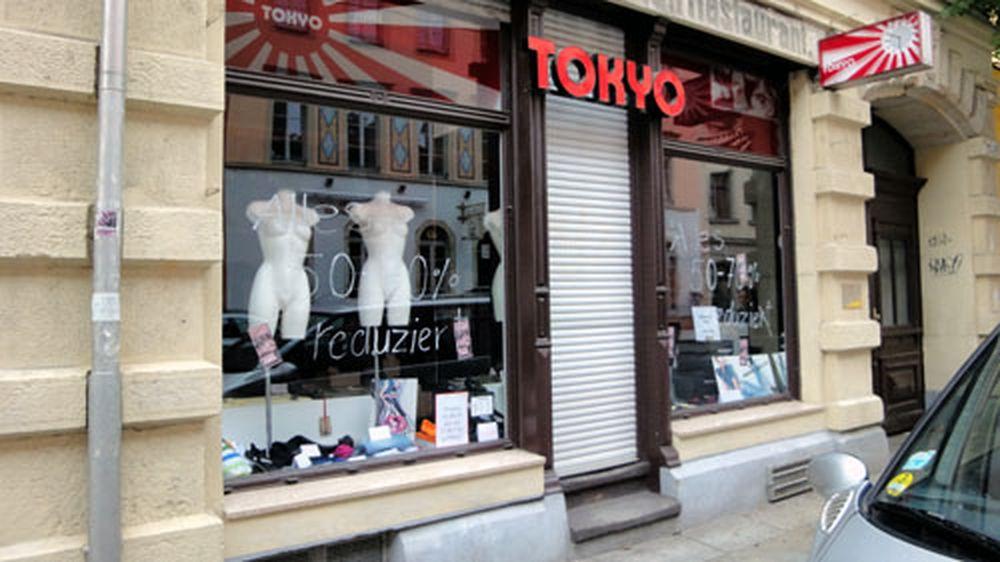 Ausverkauf im Tokyo