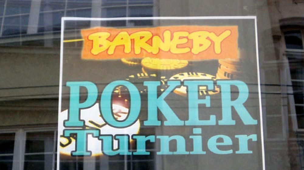 Pokerturnier im Barneby
