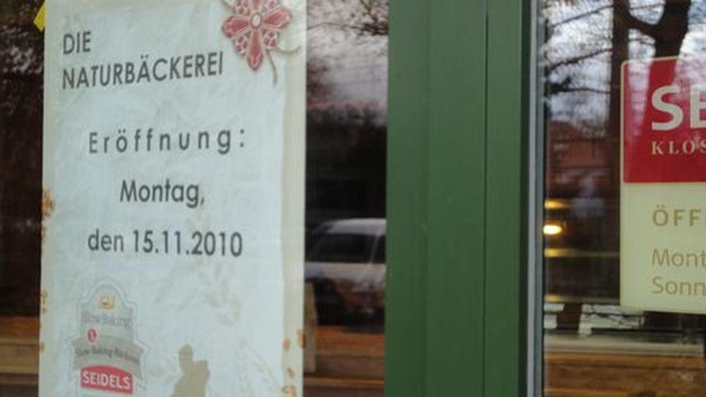 Klosterbäcker auf der Bautzner Straße
