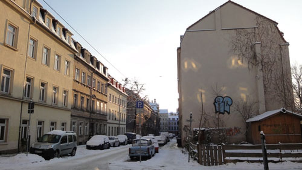 Geheimnisvolle Kommunikation in der Neustadt