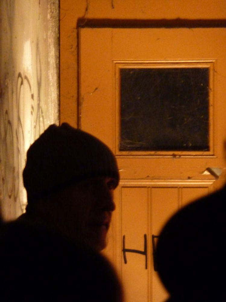 Advenster in der Kamenzer Straße