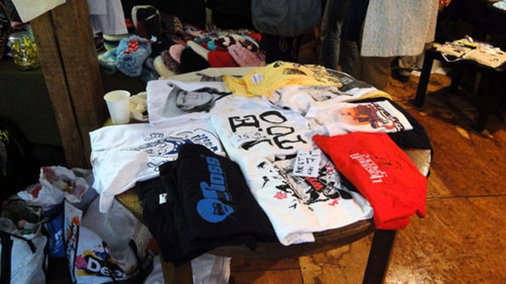 T-Shirts, T-Shirts, T-Shirts
