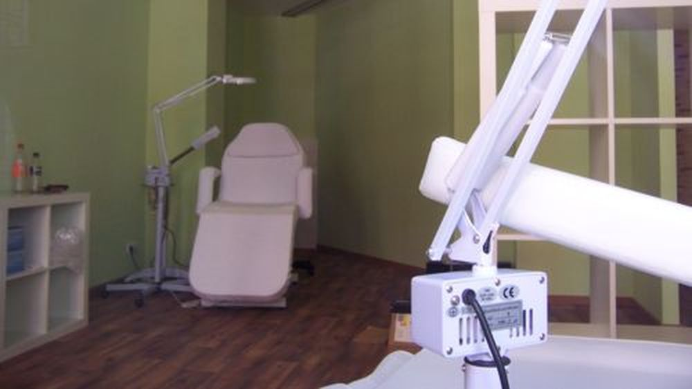 Zahnarztstuhl im Mont Blanc