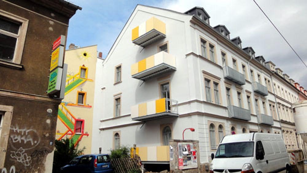 Viel Vergnügen den künftigen Bewohnern auf der Katharinenstraße.