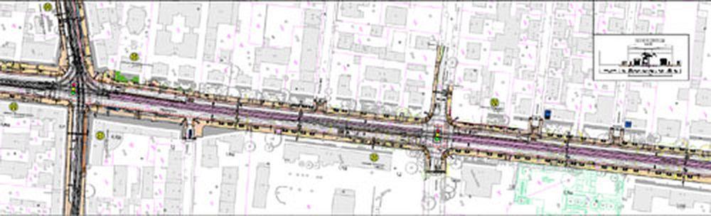 Königsbrücker Straße, Ausbau-Variante 6