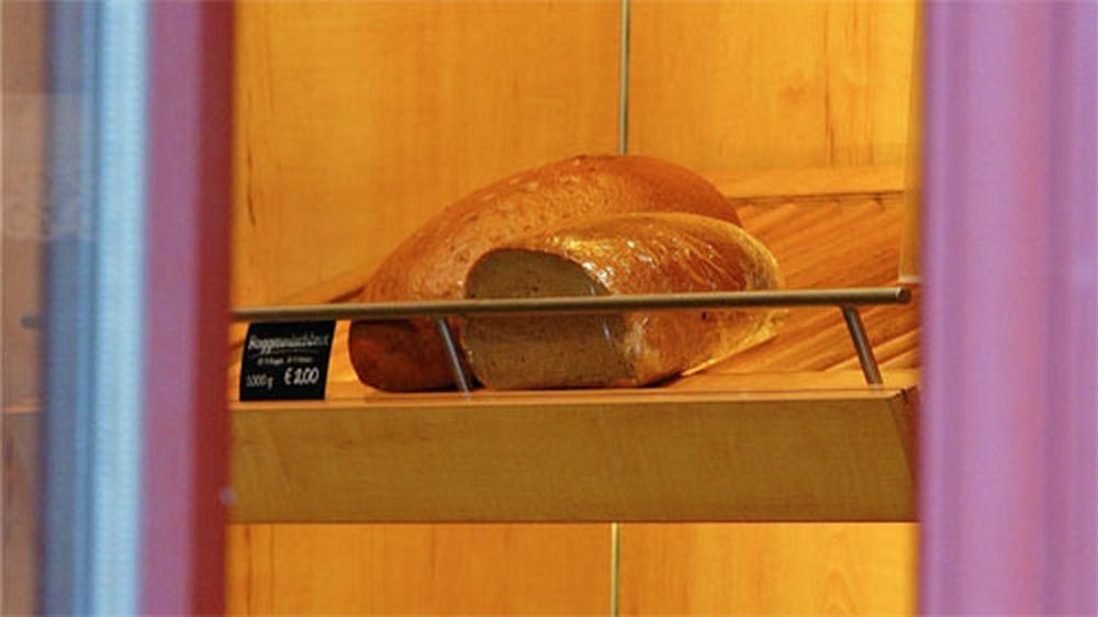 In der Bäckerei Richter, Alaunstraße Foto: Marc McLovin
